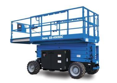 GENIE GS4069 R/T SCISSOR LIFT