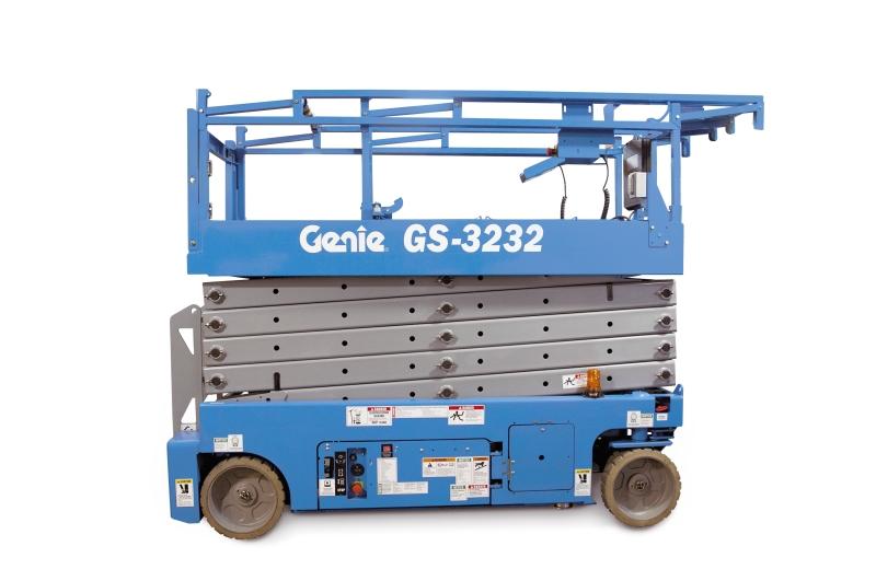 GENIE GS3232 ELECTRIC SCISSOR LIFT