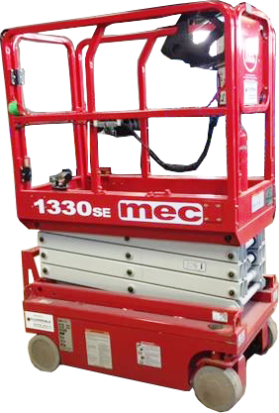 MEC 1330SE ELECTRIC SCISSOR LIFT