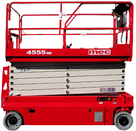 MEC 4555SE ELECTRIC SCISSOR LIFT