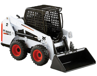 BOBCAT WHEEL SKID STEERS & TRACK LOADER