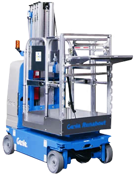 GENIE GR-15 ELECTRIC PERSONNEL LIFT