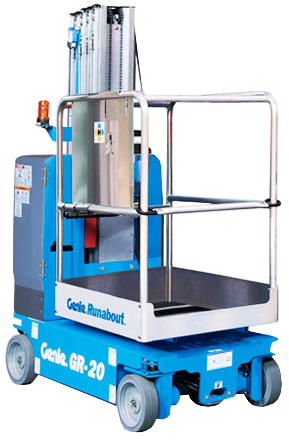 GENIE GR-20 ELECTRIC PERSONNEL LIFT