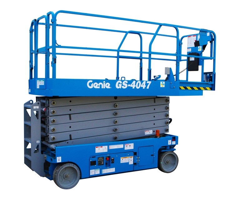 GENIE GS4047 ELECTRIC SCISSOR LIFT