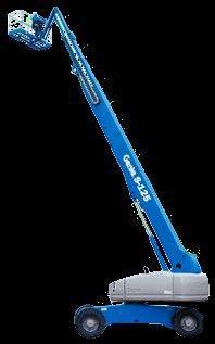 GENIE S125 TELESCOPIC BOOM