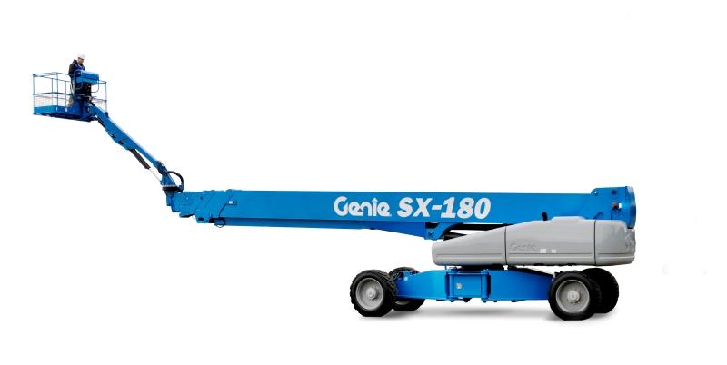 GENIE SX-180 TELESCOPIC BOOM