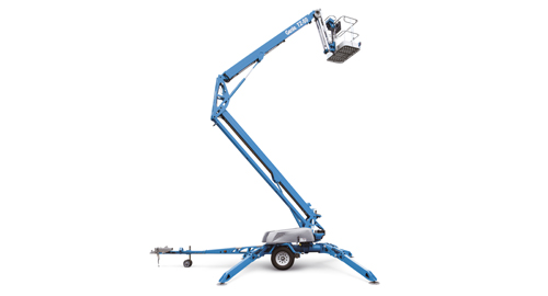 GENIE TZ50 TOWABLE LIFT