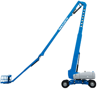 GENIE Z135/70 ARTICULATED BOOM
