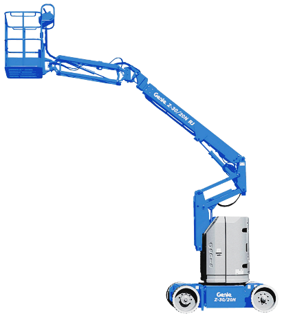 GENIE Z30/20 ELECTRIC ARTICULATED BOOM