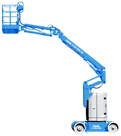 ELECTRIC ARTICULATED BOOM LIFTS