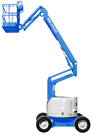 GENIE Z34/22 ELECTRIC ARTICULATED BOOM