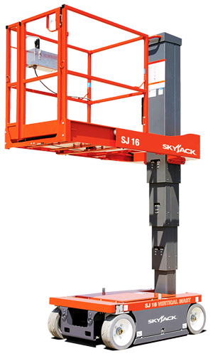 SKYJACK SJ-16 ELECTRIC PERSONNEL LIFT