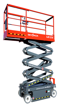 SKYJACK SJ3219 ELECTRIC SCISSOR LIFT