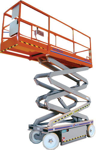 Used Scissor Lifts