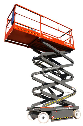 SKYJACK SJ4626 ELECTRIC SCISSOR LIFT