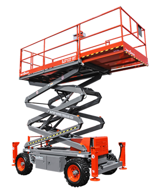 R/T Scissor Lifts