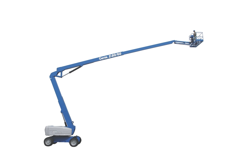 GENIE Z80/60 ARTICULATED BOOM