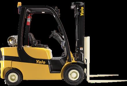 Pneumatic Propane Forklift