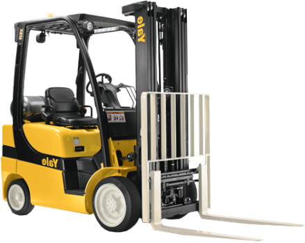 Propane Cushion Forklift
