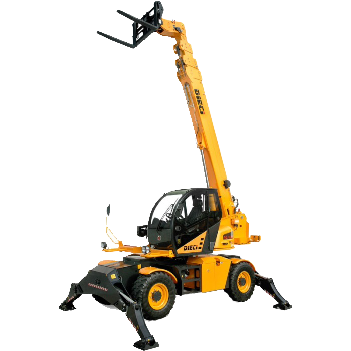 ROTATIVE TELEHANDLERS RENTAL IN TORONTO
