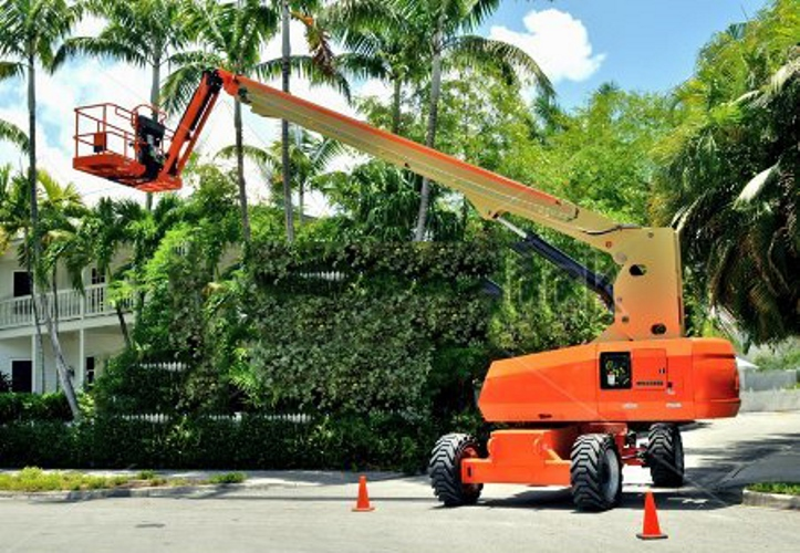 Complete Guide to Using Aerial Lift Inside and Outside Home